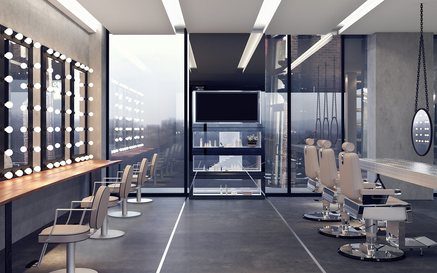 The facilities offered by salons in the UAE