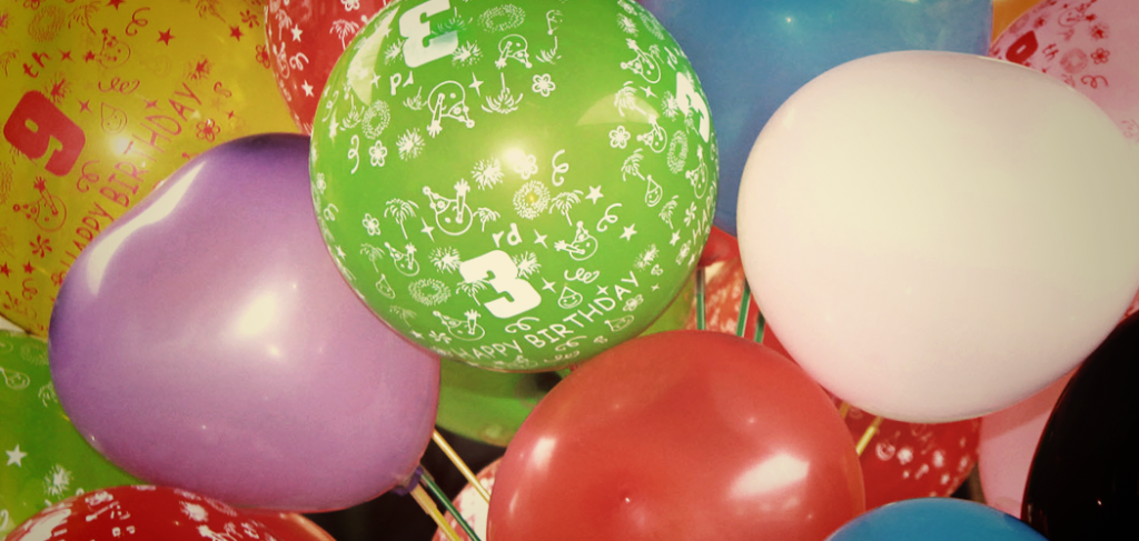 Factors to Remember When Selecting Party Balloons