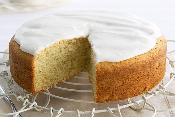 The basics of a cake