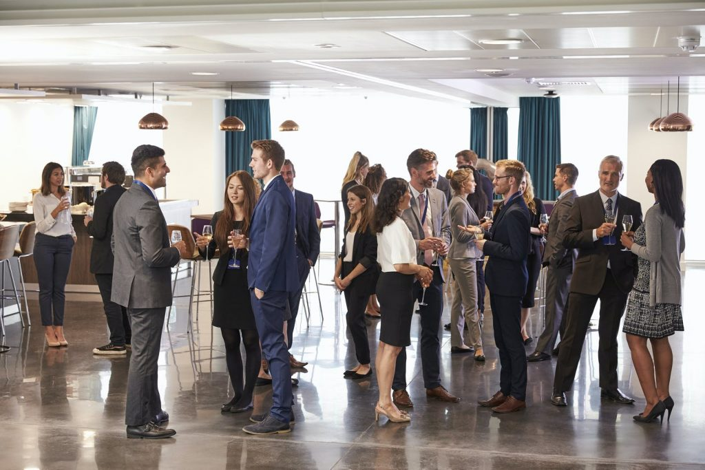 Corporate Events that will Make Your Business Go Large