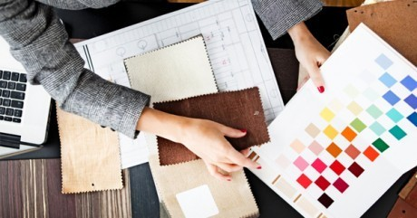 What is an interior design consultant?